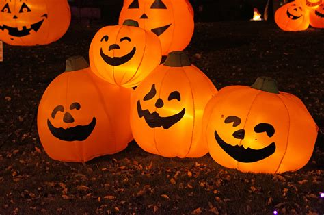 imagenes de halloween wikipedia file jack o lanterns jpg wikimedia commons