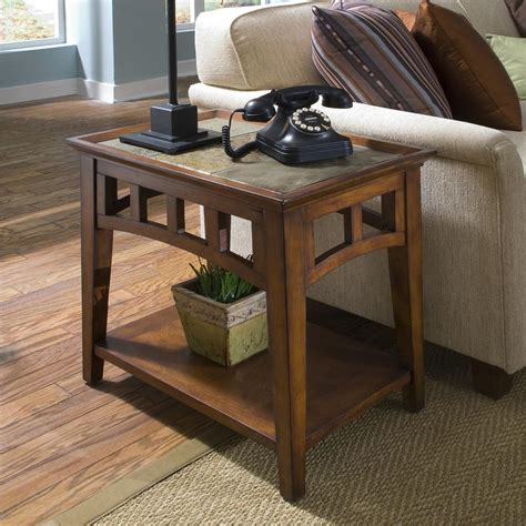 furniture end tables slate end tables homesfeed