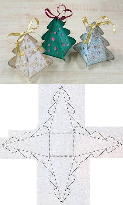 pattern for christmas tree box diy christmas tree box template diy projects image