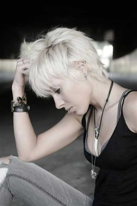 im grey and edgy 35 short haircuts for women 2015 2016 short