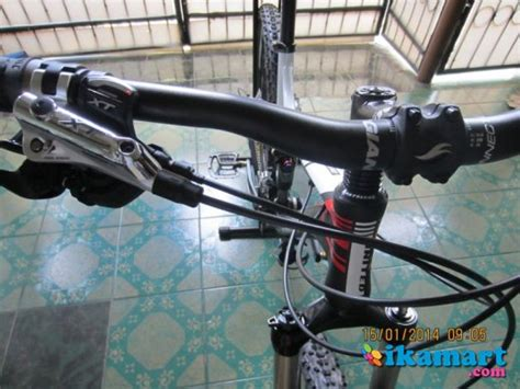 Jual Stem Sepeda Mtb Kaskus jual sepeda mtb united patrol 512 rakitan baru sepeda