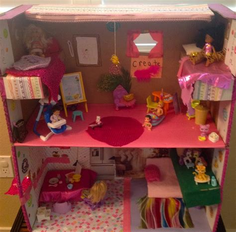 make barbie doll house 17 images about doll houses on pinterest barbie house