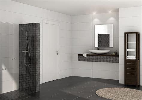 fliesen badezimmer arbeitsplatte ideen badezimmer fliesen anthrazit dekoration inspiration