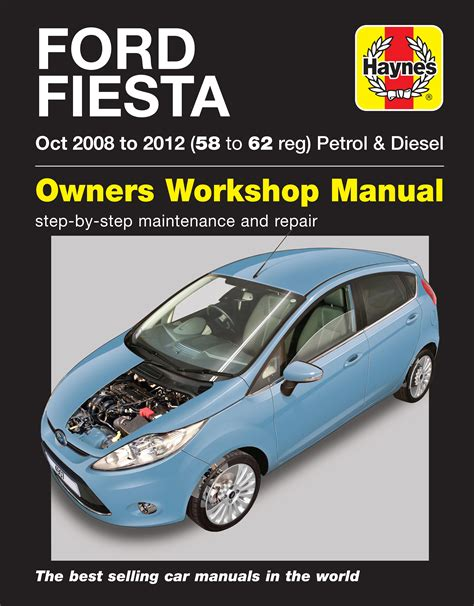 what is the best auto repair manual 2011 toyota fj cruiser head up display ford fiesta petrol diesel 08 12 haynes repair manual haynes publishing