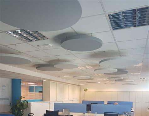 pannelli da soffitto pannello fonoassorbente da soffitto blumi acustica