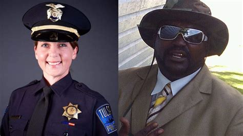 Terence Crutcher Arrest Records Shows Shoot Unarmed Terrence Crutcher While His Are Up Black