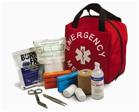 Emk Aid For Acne Paket 10 supplies you must in your emergency kit