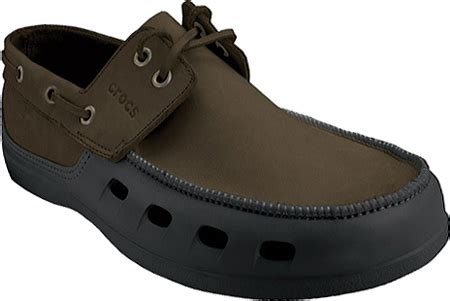 crocs cove boat shoes mens crocs cove free shipping exchanges