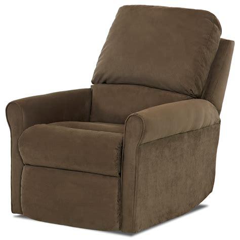 johnny janosik recliners klaussner baja casual swivel gliding reclining chair