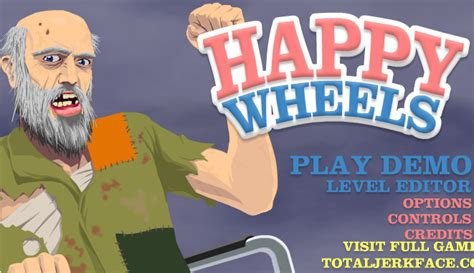 happy wheels full version free online no demo happy wheels demo total jerkface happy wheels