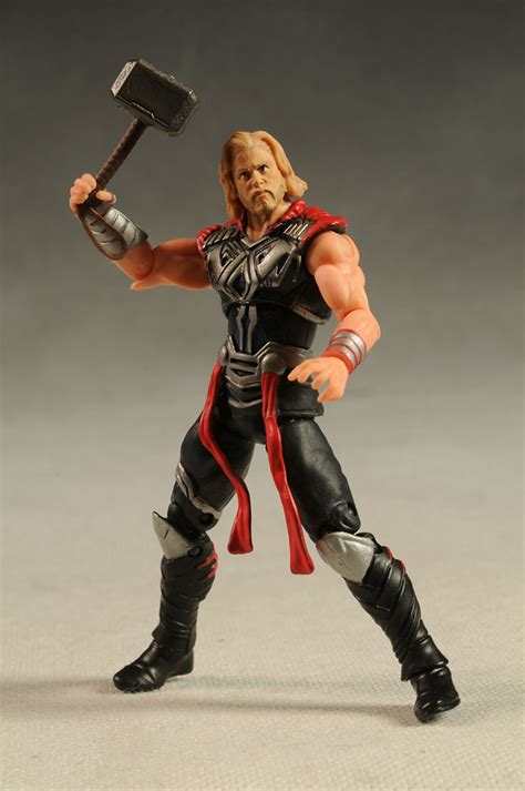 film action figures review and photos of hasbro thor movie action figures