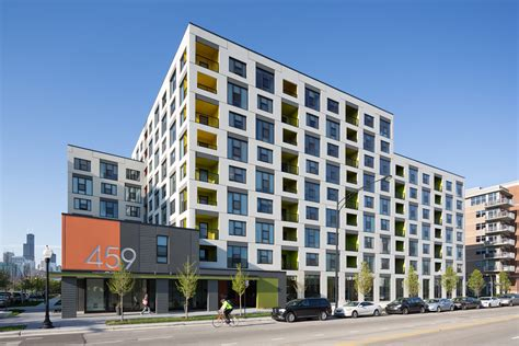 affordable housing chicago chicago affordable units being built long after public housing decline archpaper com