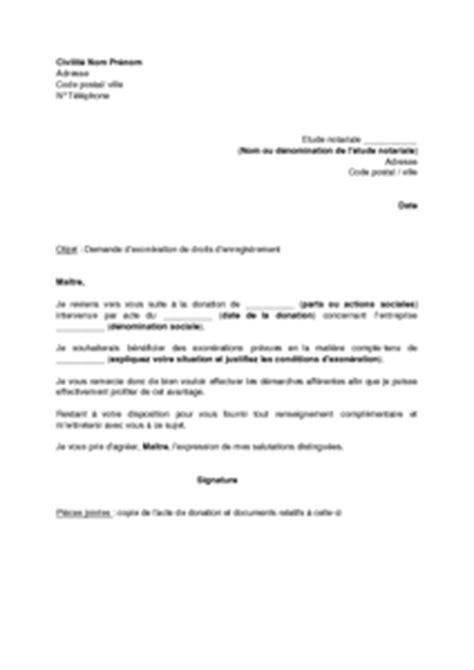 modele transmission document