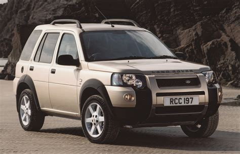 freelander land rover 2017 land rover freelander station wagon review 2003 2006