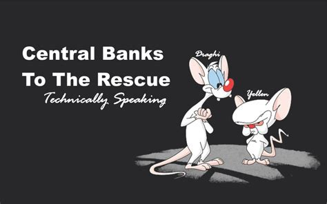 Hello To The Rescuefor Real by Technically Speaking As Expected Central Bank Rescue