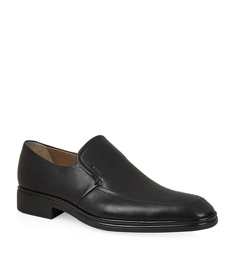 Sepatu Bally Mocasin Denim 02 bally nexaro shoe in black for lyst