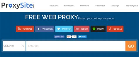 best site 20 best proxy to unblock