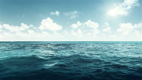 image sea ocean nature sky horizon clouds