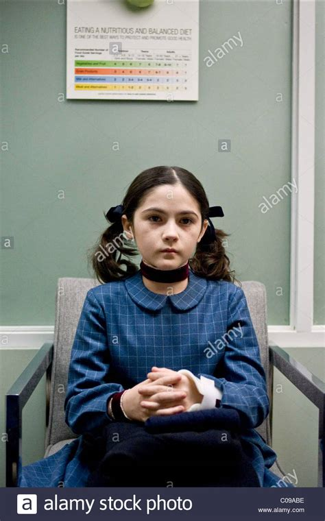 orphan film deutsch isabelle fuhrman orphan 2009 stock photo royalty free