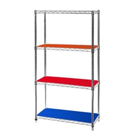 Shelf Llc by Plastic Liners For Wire Shelving Chadko Llc