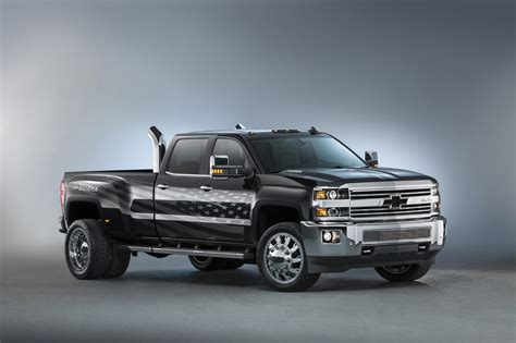 chevy vehicles 2016 2016 chevy silverado hd kid rock concept gm authority
