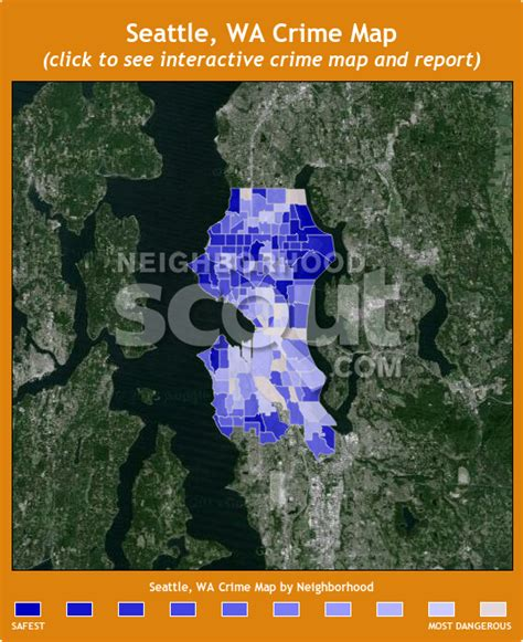seattle map of crime seattle crime rates and statistics neighborhoodscout