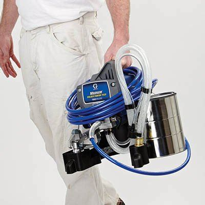 graco magnum project painter  reviewed  homeowners