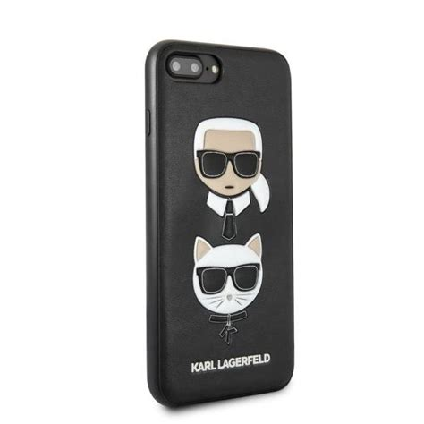 karl lagerfeld karl chupette klhci8kickc iphone 6 6s 7 8 black apple iphone 7 plus