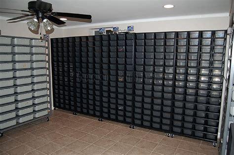 Gecko Rack System by Gecko Babies Facility