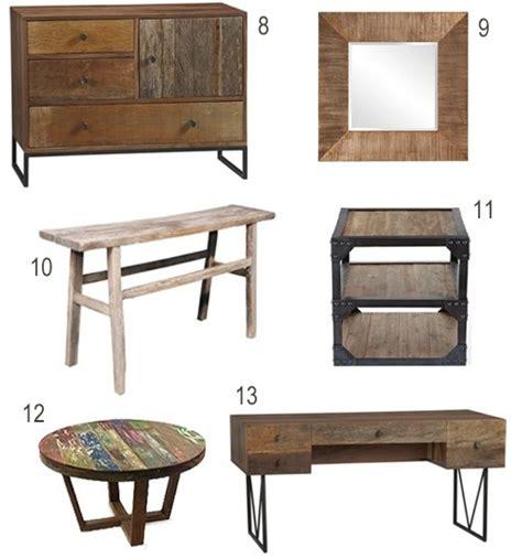 reclaimed bedroom furniture get the look reclaimed wood bedroom furniture stylecarrot