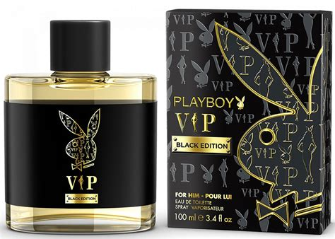 Play It Vip vip for him black edition cologne a new