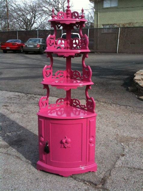 Pink Corner Shelf by 1000 Images About Salon Decor Ideas On