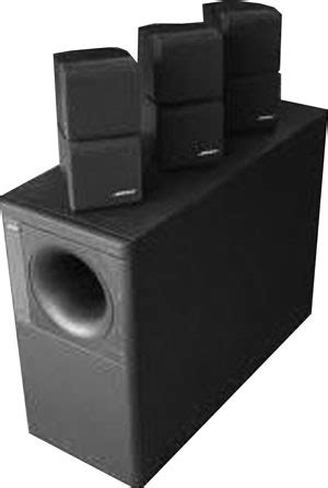 bose  manual acoustimass home theater speaker