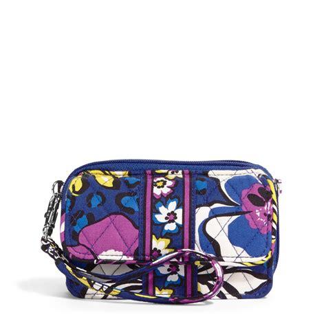 Wallet Bag All In One 1 vera bradley all in one crossbody wristlet ebay