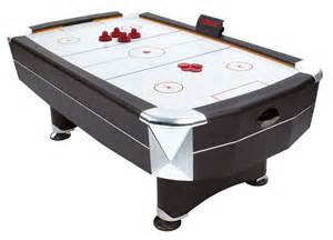 Md Sports Table Tennis 7ft Vortex Air Hockey Table