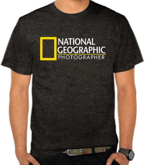 Kaos Natgeo Alive Hitam kaos national geographic photographer sb7yj tomohon