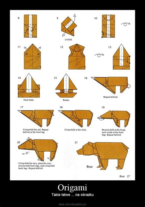4chan Origami - bartgor demotywatory pl