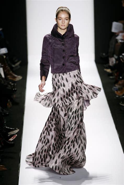 New York Fashion Week Coverage Fall 2007 Carolina Herrera by Carolina Herrera At New York Fashion Week Fall 2007 Livingly
