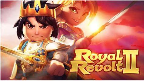 revolt full version apk royal revolt 2 full hile mod apk v3 8 1 full hile apk indir