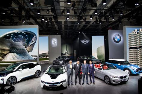 bmw group sales    january  carscoops