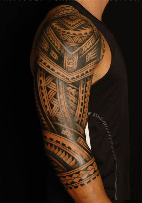 tribal ass tattoo best 25 ideas on polynesian