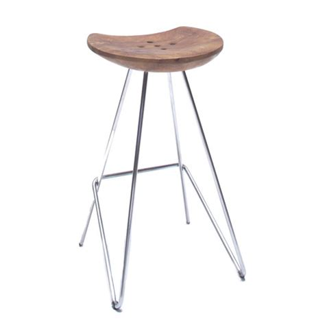 perch bar stool fromthesource repurposed refined furniture touch of