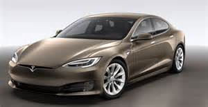 The New Tesla Model S Official Tesla Model S Photos Details Released
