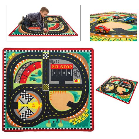 race track rugs the race track rug car set the hunger site