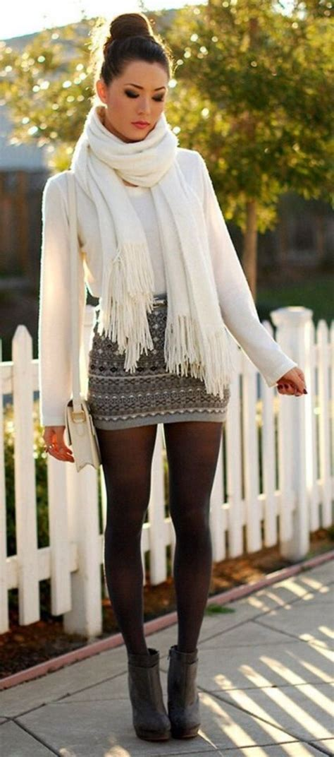 hot winter fashion for women 100 sexy winter skirt outfit ideas winter skirt winter