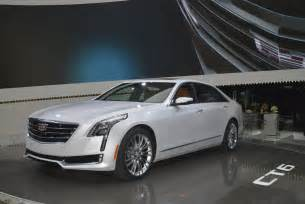Cadillac Auto News Cars Of The 2015 New York Auto Show Photo Gallery Motor