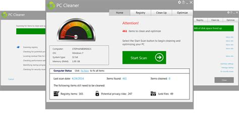 best pc cleanup software products pc cleaner cleanup speedup your windows