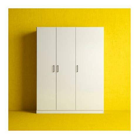 Ikea Rigga Rak Pakaian Serbaguna Yang Bisa Disesuaikan Tinggi 175cm jual ikea dombas lemari pakaian 140x181 cm putih pufaluv