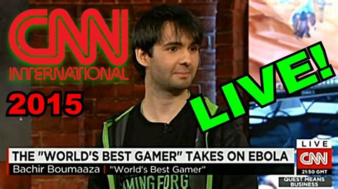 best gamer in the world quot athene quot on cnn s quest means business quot world s best