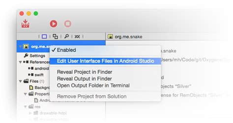 android xml layout editor online editing android xml layout files in android studio
